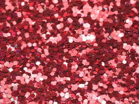 China holographic glitter powder manufacture red