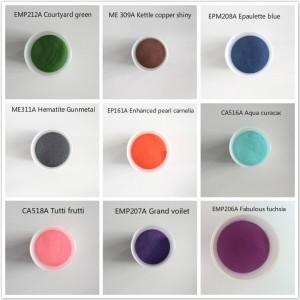 embossing powder China supplier