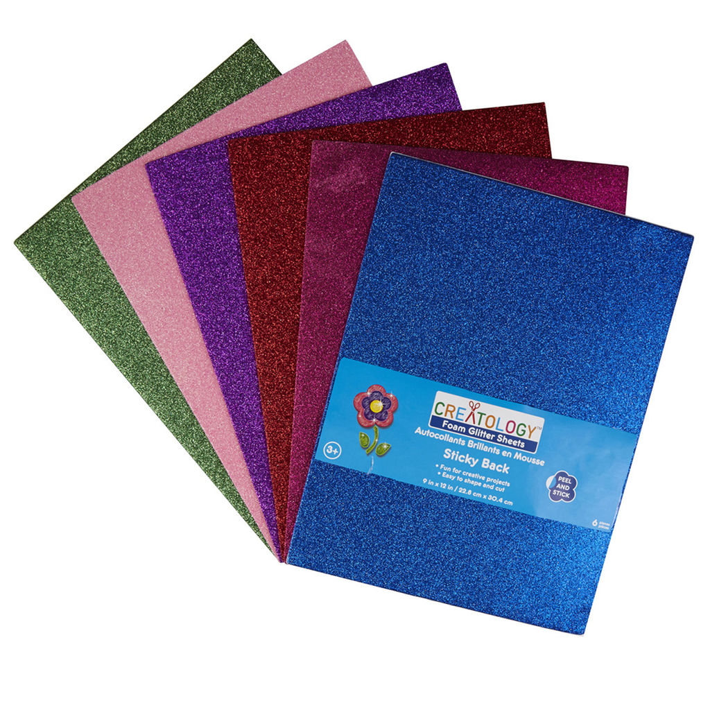 glitter powder China supplier for stationery &adhesive book