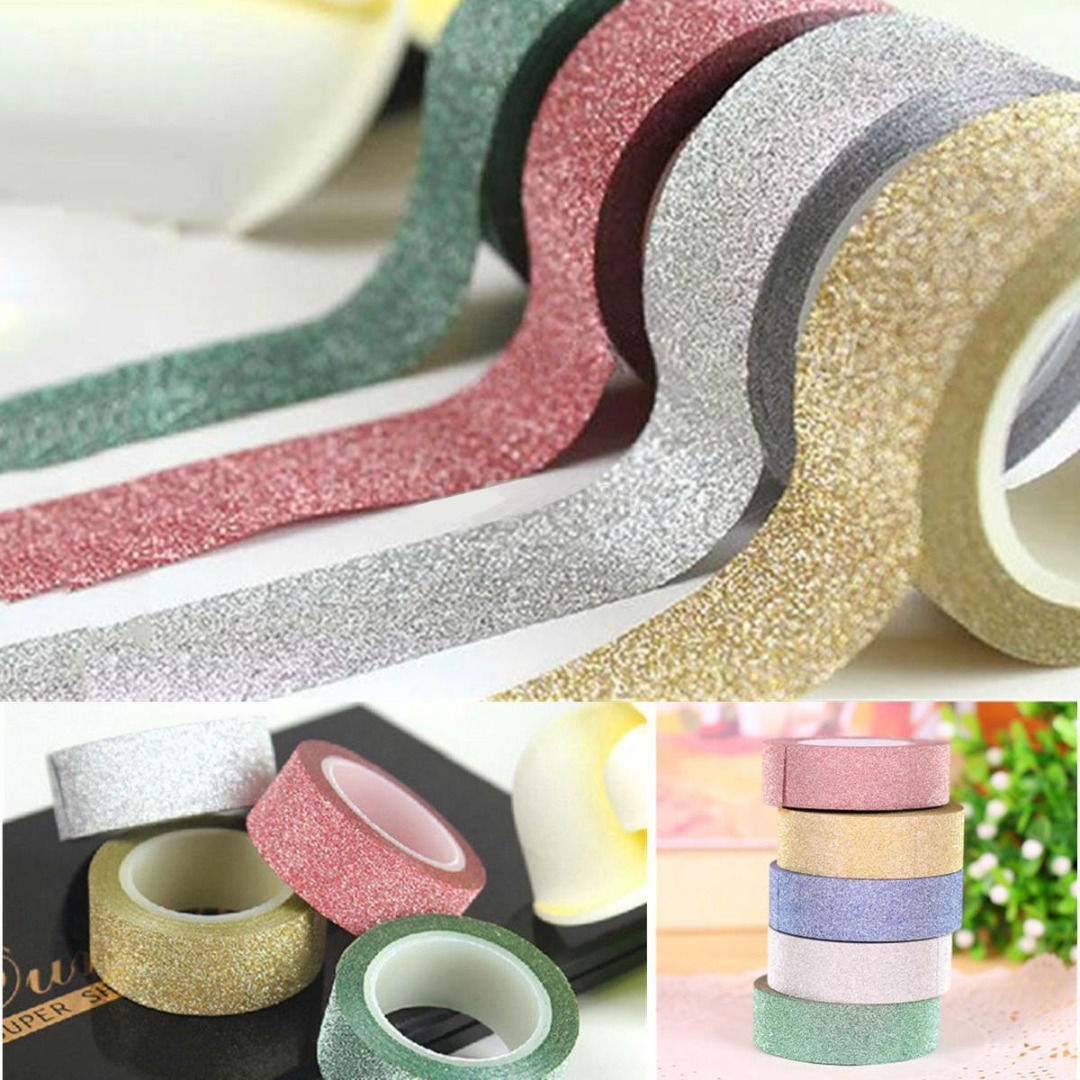 Chinese factory glitter powder for glitter tape