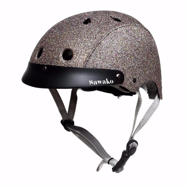 made in China glitter powder for plastic helmet